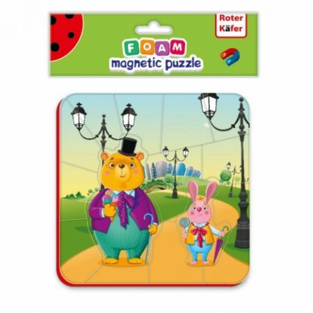 Foam magnetic puzzle Magnetic stories