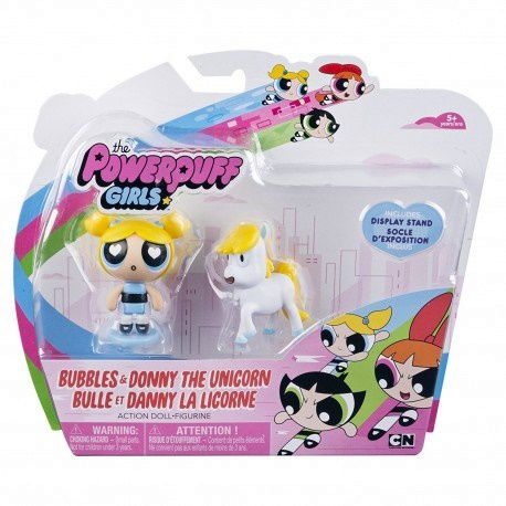 Powerpuff Girls Action Doll 2 pack T22311